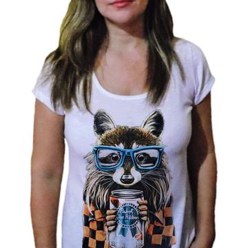 Camiseta Feminina Lobo 7