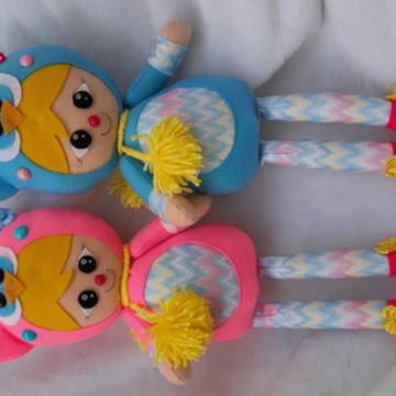 bonecas corujas