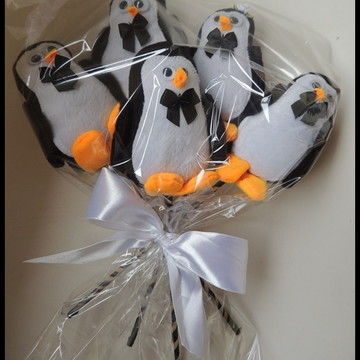 Buquê de Pinguins