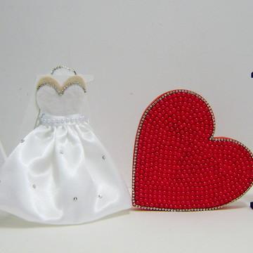 Letras em MDF Casamento