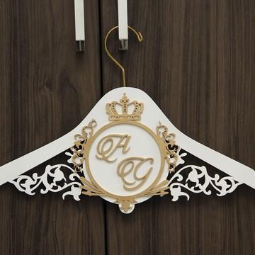 Cabide personalizado noivas