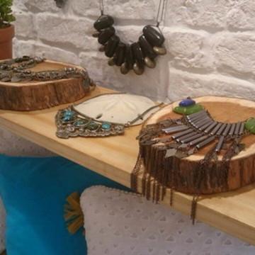 Bolachas de Madeira para decorar
