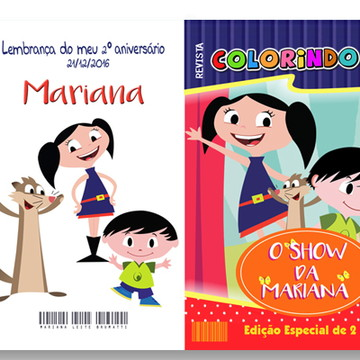 Revista Personalizada Luna