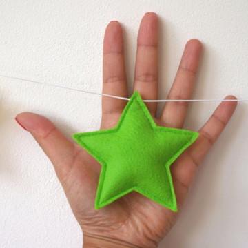 Bandeirolas estrela