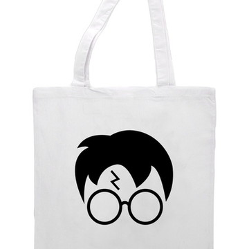 Bolsa Ecobag Harry Potter ecológica