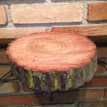 Bolacha de madeira tamanho M