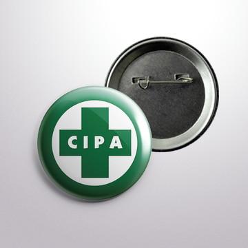 Botton CIPA Alfinete Modelo 03 - 55mm