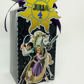 Enfeite de Mesa Enrolados Rapunzel