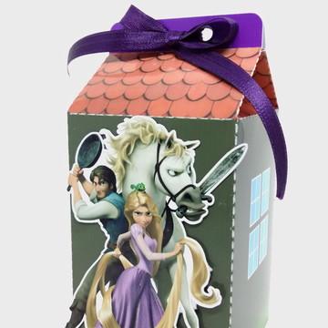Lembrancinha Enrolados Rapunzel Caixa