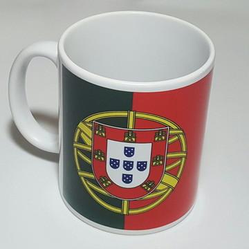 Caneca porcelana personalizada Portugal