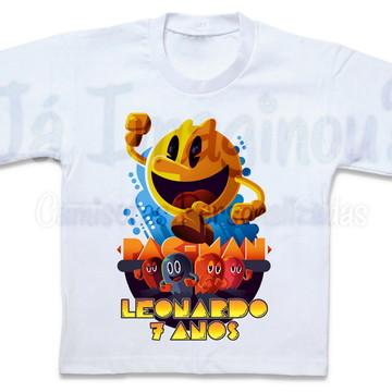Camiseta PacMan 2