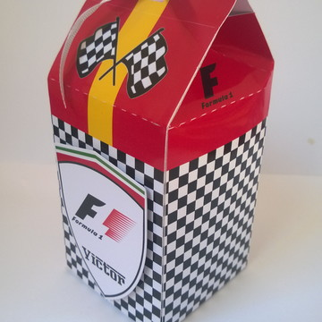Caixa milk Formula1