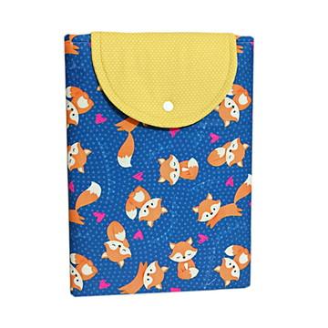 Capa Notebook em tecido