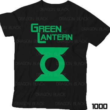 camiseta lanterna verde green lantern
