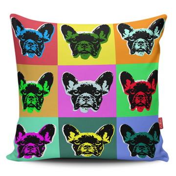 Almofada Personalizada - Bulldog Frances