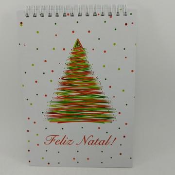 Natal Bloco de Mesa de Natal