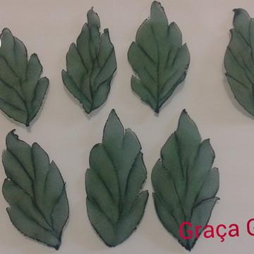 kit- Folhas Serrotinhos com 7 uni
