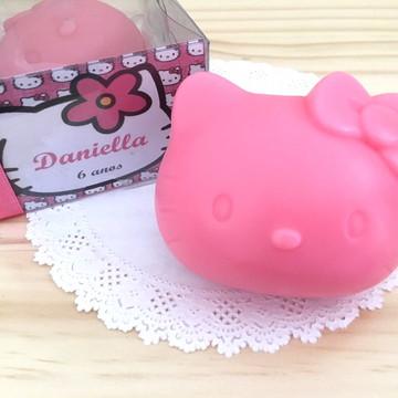 Lembrança/Convite Hello Kitty (2)
