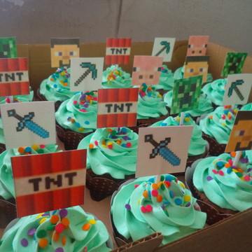Cupcakes - Minecraft