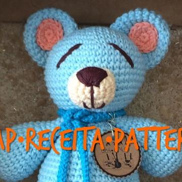 PAP - Receita - Ursinho BLUE