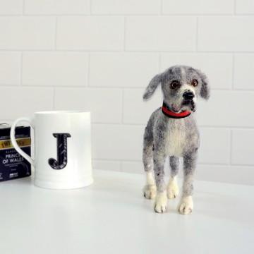 Dogue Alemão - Miniatura de cachorro