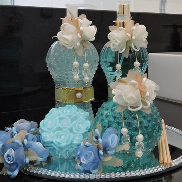 Conjunto lavabo difusor - Tiffany 1