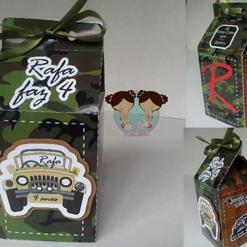 Caixa milk festa jipe - jeep