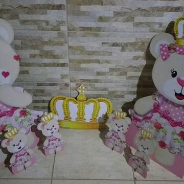 Kit ursa Princesa