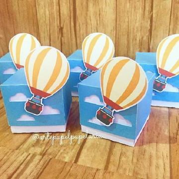 Caixa Balão