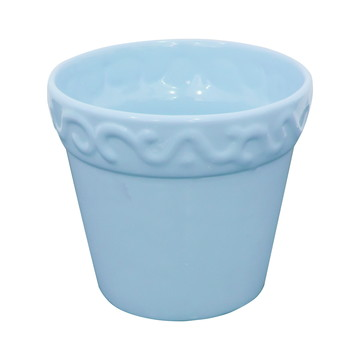 Vaso Decorativo - Baby Blue