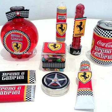 120 Lembranças da Ferrari ou outro tema