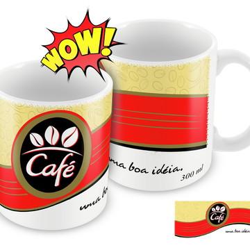 Caneca Café - Uma boa idéia