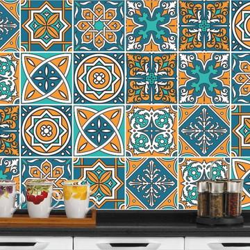Adesivo de Azulejo - Marrocos