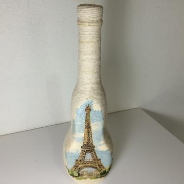 Garrafa decorativa, aplique Paris