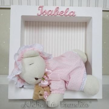 Enfeite de Porta Maternidade Valentina