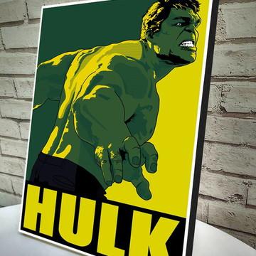 4710e5ecc8 Jogo de Cama Infantil Personalizado Incrivel Hulk