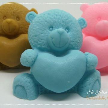 Lembrancinha Maternidade - Sabonete Ursinho