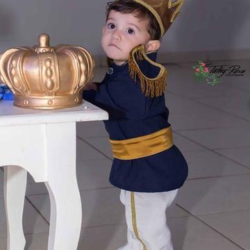 fantasia infantil principe