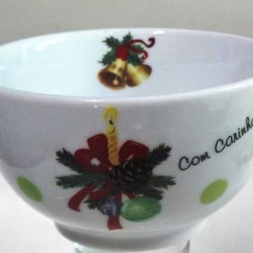 Bowl em porcelana