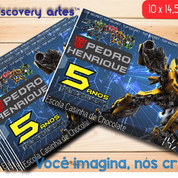 Convite Transformers