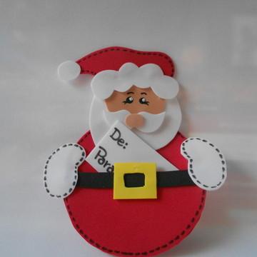 De Para de Natal Amigo Oculto de EVA