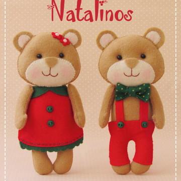 Apostila Digital - Ursinhos Natalinos