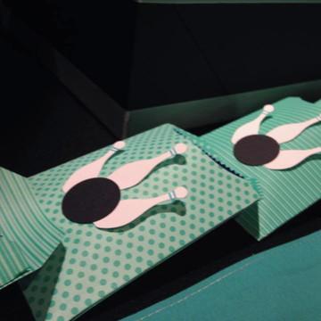 Envelope - guloseimas - Boliche