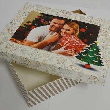Caixa de presentes personalizada