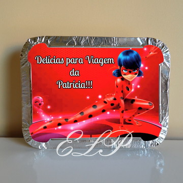 Marmitinha- Miraculous LadyBug