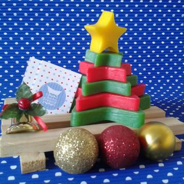 Lembrancinha Natalina - Árvore de Natal