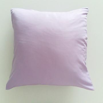 Capa de Almofada Color Lavanda