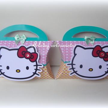 bolsa travisseiro Hello Kitty