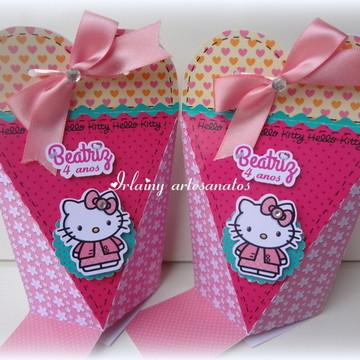 Caixa coração Hello Kitty