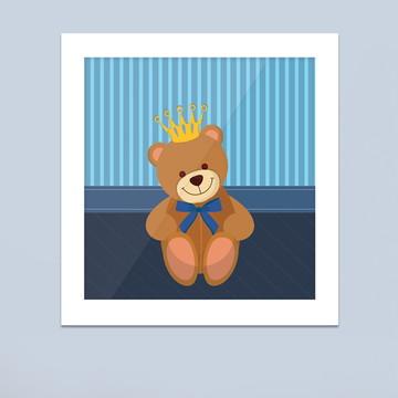 Quadro decorativo para quarto de bebê 16